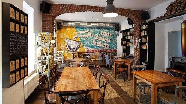 Příjemné místo a dobrá káva.