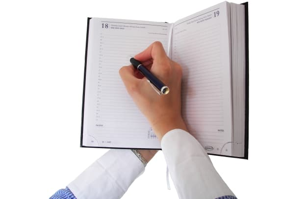 I správně naplánovaný rozvrh vám může ulehčit studium!