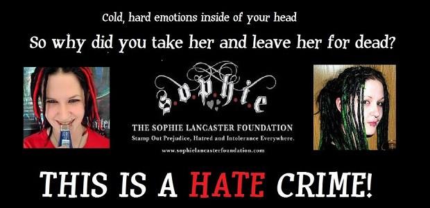 Sophie se stala symbolem boje proti intoleranci.