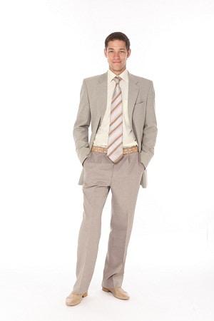 Pánové, oblek vám prostě sluší!