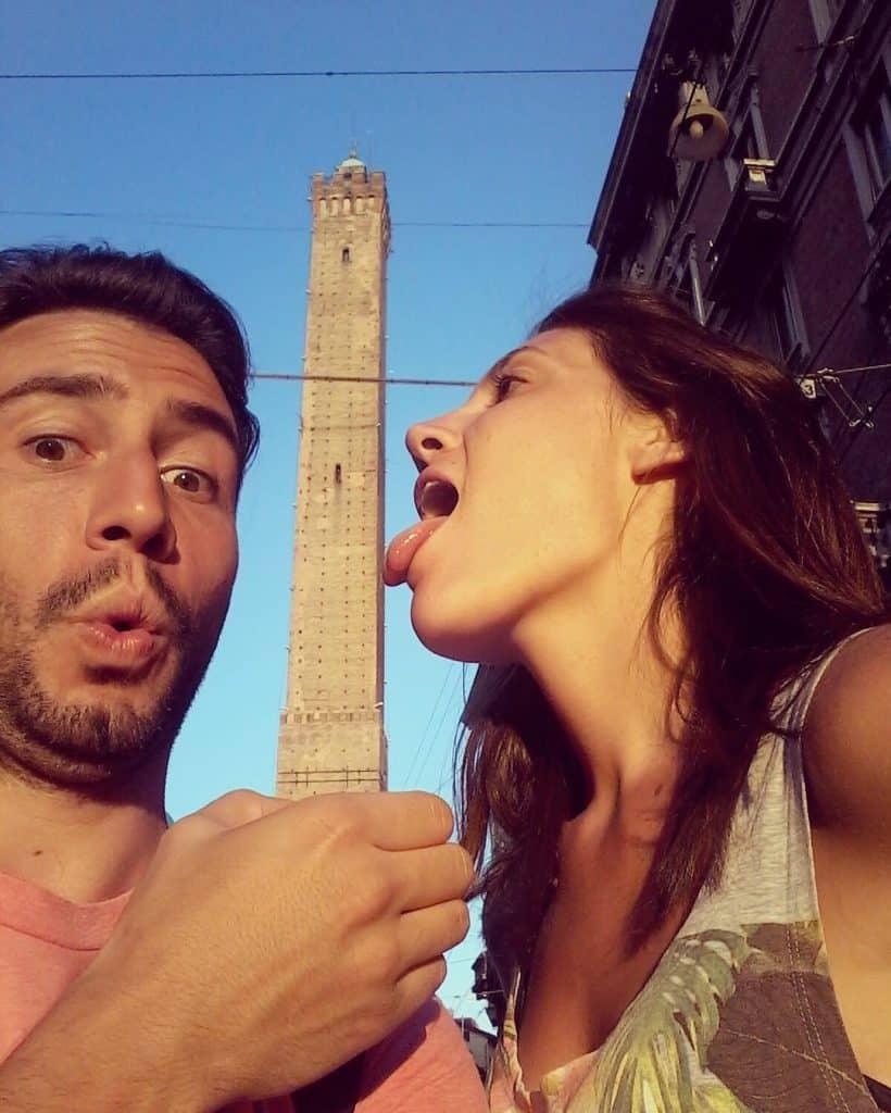 Kim a Paolo