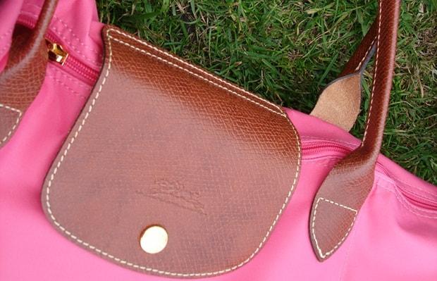 Pořiďte si Longchamp třeba v sytě růžové!
