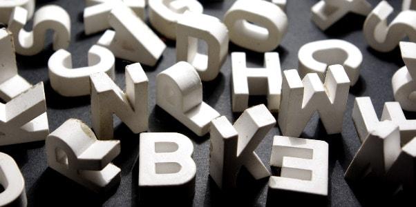 Rozházená písmenka a nedokončené myšlenky - hlavní materiál dadaistů