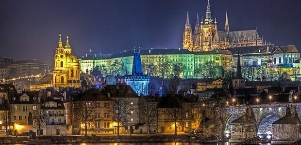 Praha je prostě Praha.