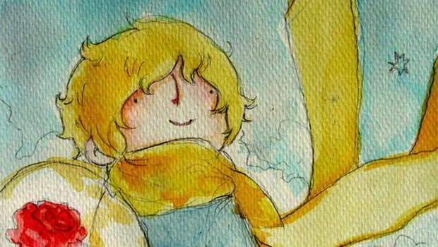Malý princ.