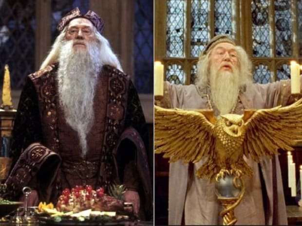 První a druhý Albus.