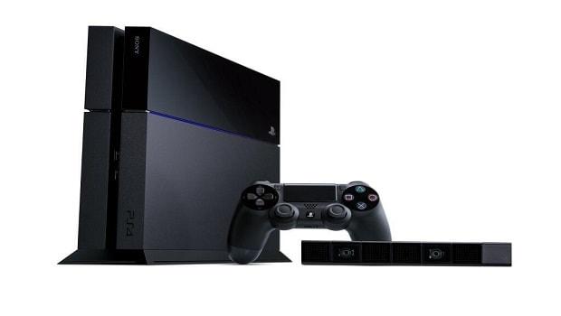 PS4 komplet.