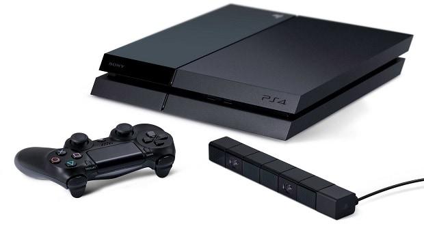 PS4 kompletní edice.