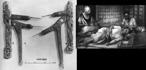 Tradiční nástroje.