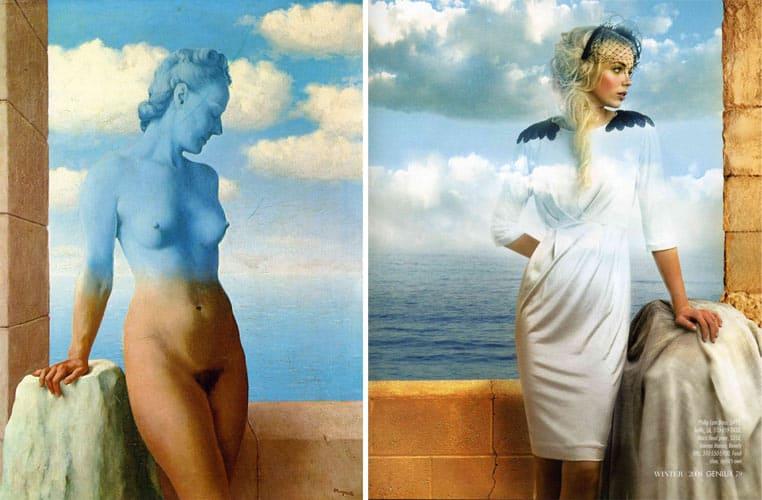 René Magritte, La Magie