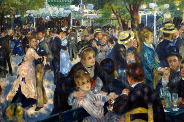 Renoir - Zábava v Moulin de la Galette