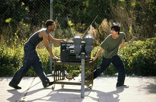 Jared Leto a Marlon Wayans kradou televizi.