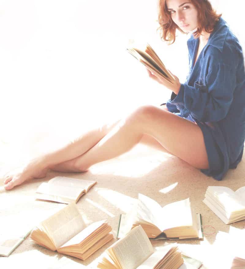 Já čtu vsedě!