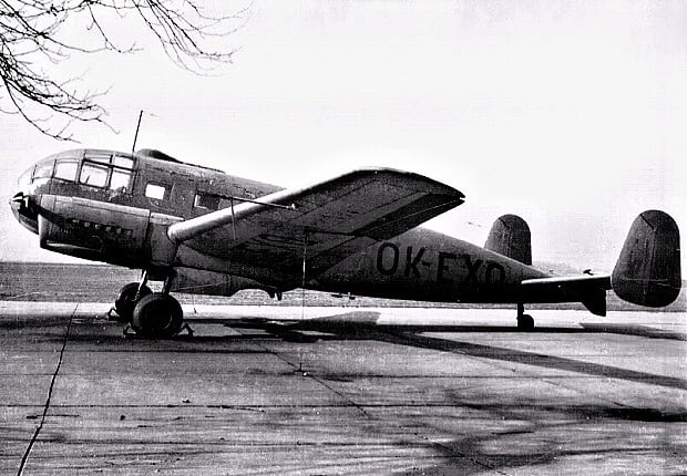Letoun Siebel C-3.