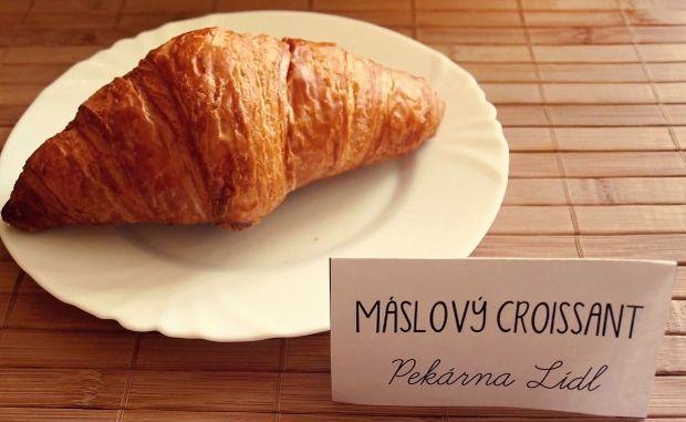 Silvi Trebatická se nechala okouzlovat croissantem z pekárničky Lídl