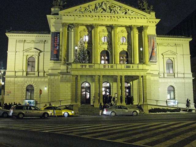 Státní opera.