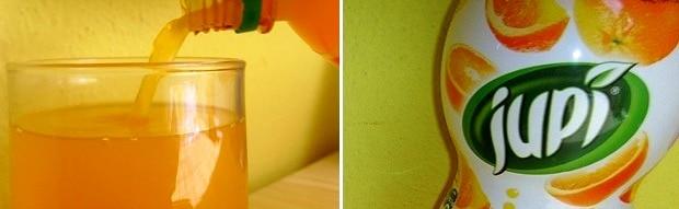 Jupí pomeranč.