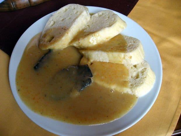 Na blogu Easy cake nechybí tradiční česká jídla.
