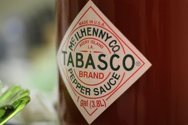 Osobně mám tabasco velmi rád.
