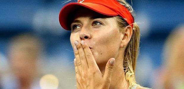 Ruská siréna a dlouhodobě nejúspěšnější tenistka současnosti Maria Sharapovová.