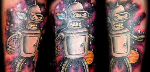 Bender je skvělý. O tom žádná. Ale co pro vás bude znamenat za pár let?