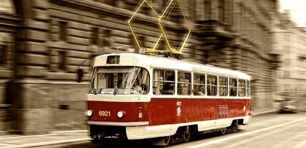 Tramvaj, ne šalina, tramvaj!