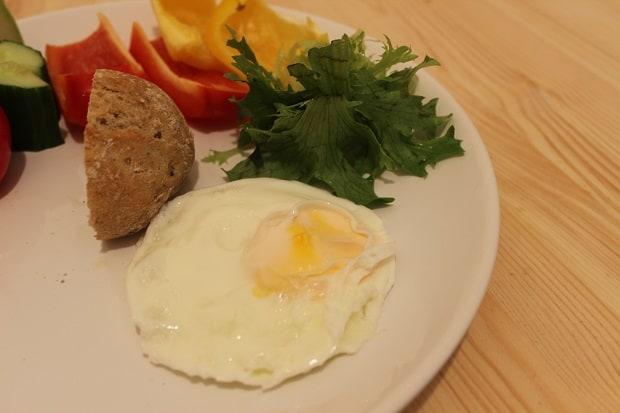Vajíčko z mikrovlnky.