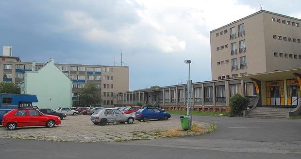 Koleje Na Větrníku.