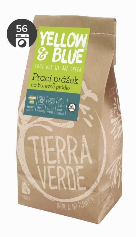 Ekologický prací prostředek Terra Verde