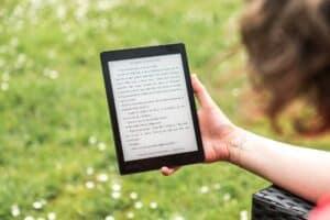 nejlepší čtečky e-knih