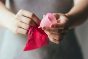 jak vybrat menstruační kalíšek