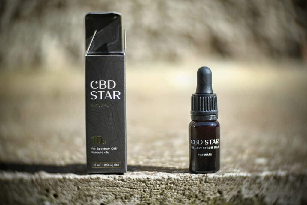 Test a recenze na CBD Star olej