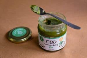 Test CBD zelena země