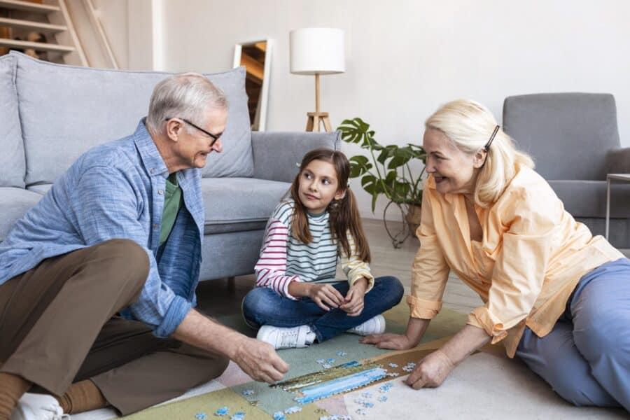 Puzzle - dárek pro děti i dospělé