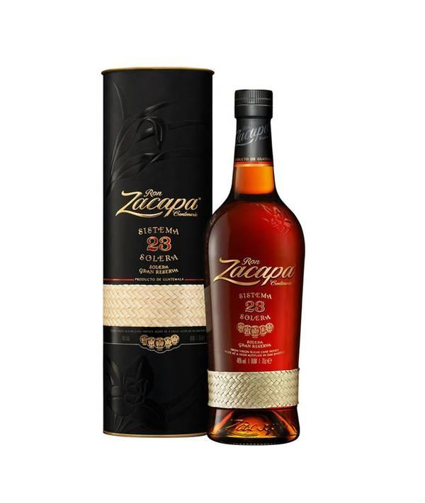 Rum Zacapa centenario 23 let recenze