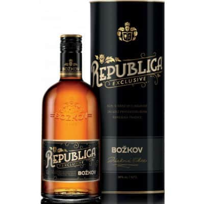 Rum republica exclusive božkov