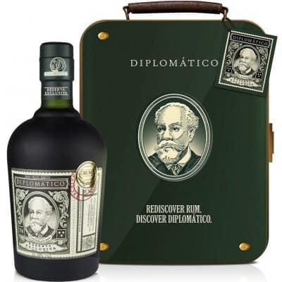 Diplomatico rum v dárkovem balení