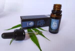 Mentis lab sleep CBD olej