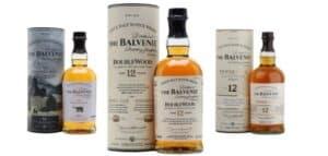 Skotská whisky Balvenie