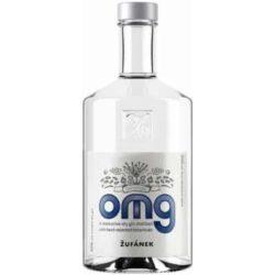 Český gin OMG Žufánek