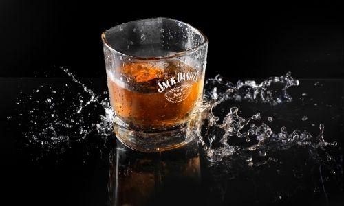 Bourbon Jack Daniels