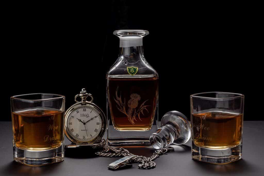 Jak vybrat whisky