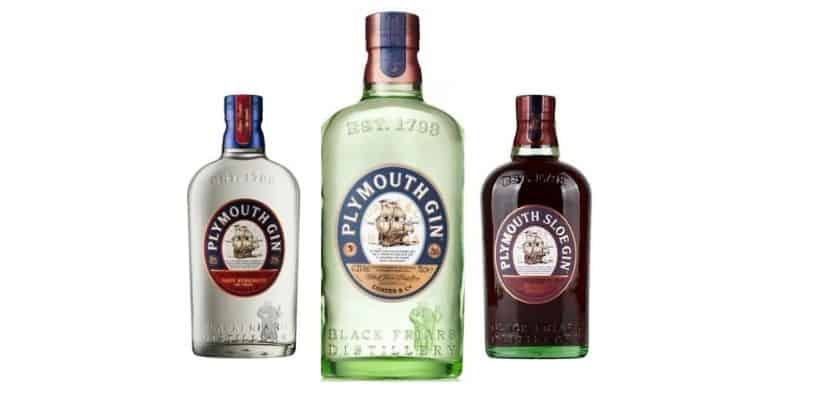 Gin Plymouth test a recenze