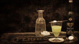 jak připravit absint